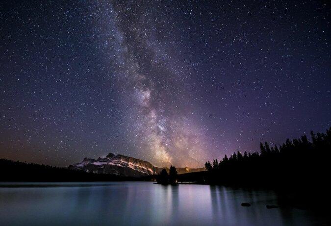 """""""Das Geheimnis der Milchstraße"""": 70 Jahre lang haben Astronomen versucht, die Natur seltsamer Pilzwolken im Zentrum der Galaxie zu enträtseln"""