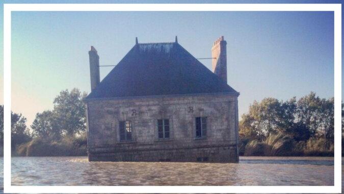 Das schwimmende Haus. Quelle: travelask