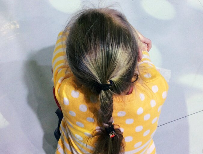 """Ein siebenjähriges Mädchen entdeckte einen neuen """"Freund"""": die Eltern glaubten dem Kind nicht, aber das Mädchen hatte Recht"""