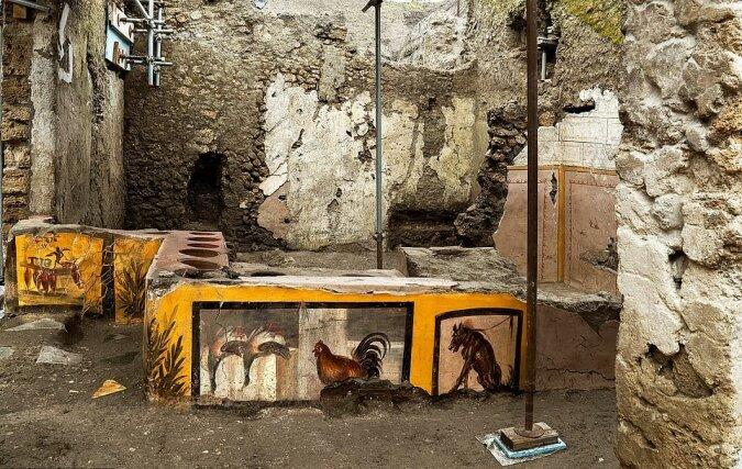 """""""Pompejanisches Menü"""": Archäologen entdeckten ein altes Restaurant und fanden heraus, was genau zu Beginn unserer Ära auf der Speisekarte stand"""