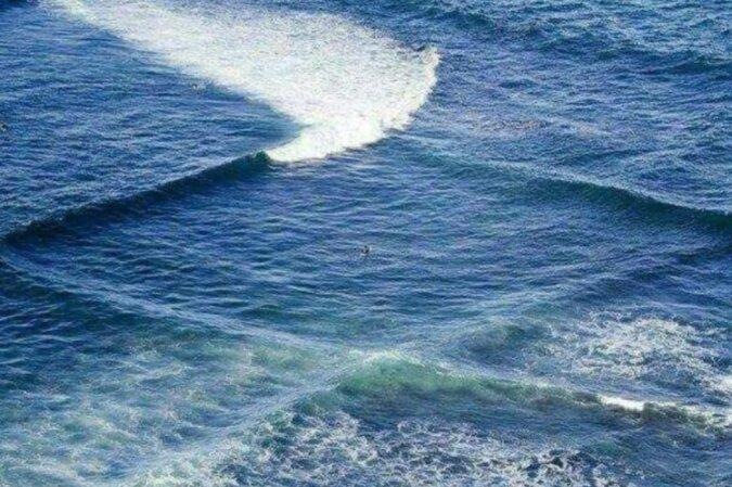 """""""Kreuzwellen"""": Warum ist das Meer von """"Quadraten"""" bedeckt"""
