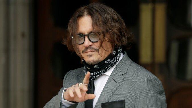 """""""Der Punkt ist gemacht"""": in einem Verleumdungsfall war das Gericht auf der Seite der Ex-Frau von Johnny Depp Amber Heard"""