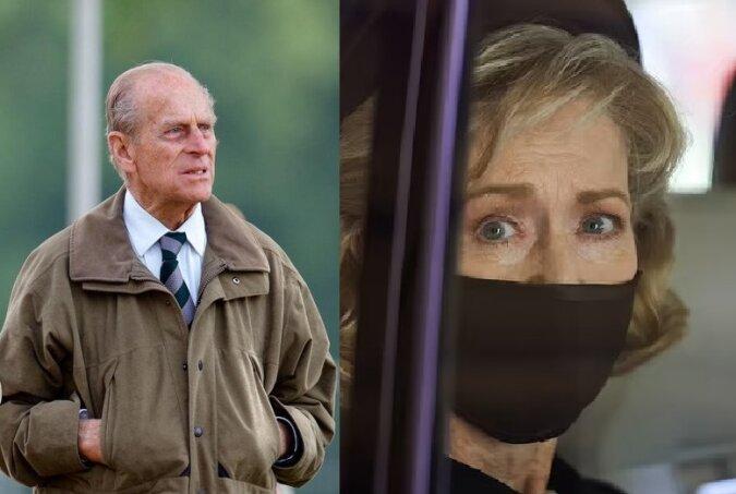 Philip, Herzog von Edinburgh. Quelle:dailymail.co.uk