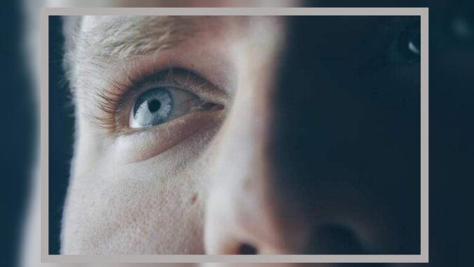 Augen eines Mannes. Quelle: travelask