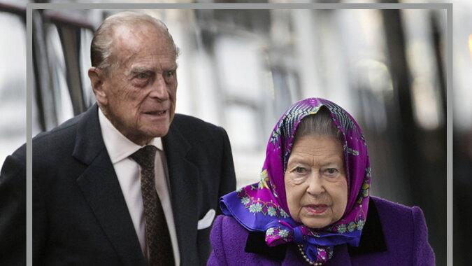 Die Königin Elizabeth II. mit dem Ehemann. Quelle: tvc.com