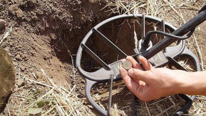Ein Metallsuchgerät. Quelle: pinterest