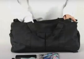 Tasche. Quelle: Screenshot YouTube