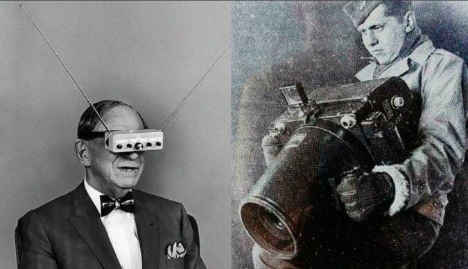 Fortschrittliche Technologien der Vergangenheit, die in der Gegenwart lustig aussehen