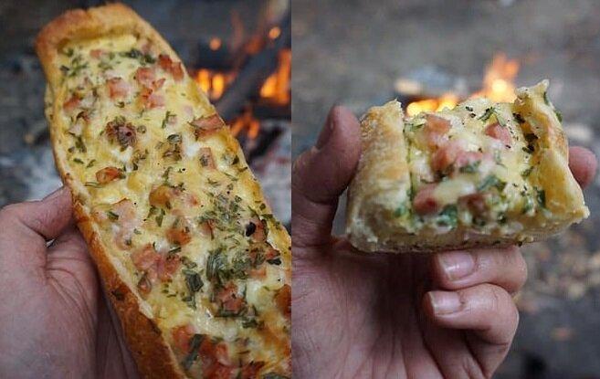 Perfektes Sandwich. Quelle:dailymail.co.uk
