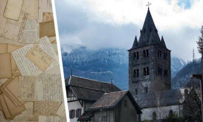 Eine Botschaft an die nächste Generation: Arbeiter in Belgien fanden in einer Kirche einen Brief aus dem Jahr 1941