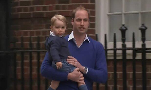Prinz William gibt zu, dass sein Sohn George ihn an der Umweltschutzarbeit inspiriert hat