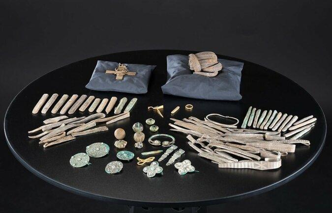 """""""Wikingerschätze"""": Wissenschaftler geben über eine Million Euro aus, um historische Artefakte des frühen Mittelalters zu erforschen"""