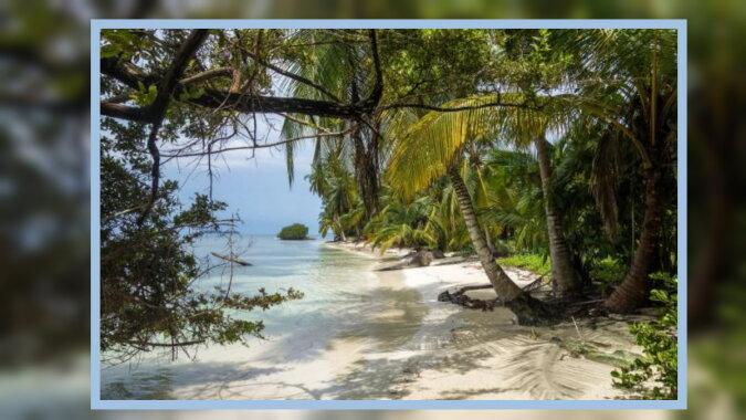Eine abgelegene Insel. Quelle: joinfo