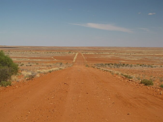 """""""Durch eine glückliche Chance gerettet"""": Die Studenten überlebten zwei Tage in der Wüste ohne Nahrung und Wasser, bis man sie fand"""