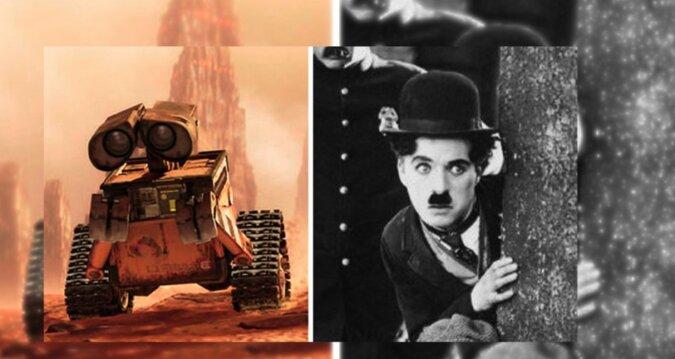 Charlie Chaplin. Quelle: boredpanda.com