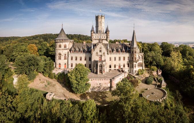 """""""Aufteilung des Eigentums"""": Warum der deutsche Prinz den Familienpalast für ein Euro verkauft hat"""