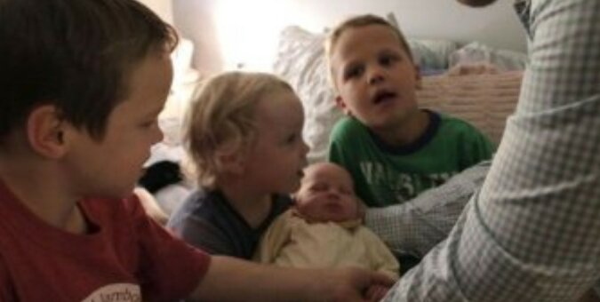 Eltern aus den USA erwarteten seit 30 Jahren ein Kind, die bevor 14 Kinder zur Welt brachten