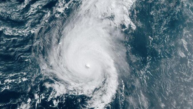 Der Sturm Sam. Quelle: focus.com