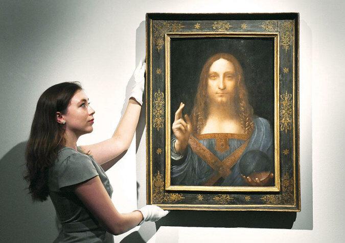 """""""Meisterwerk gefunden"""": Die Polizei fand ein Gemälde der Da Vinci-Schule, das vor zwei Jahren verschwand"""