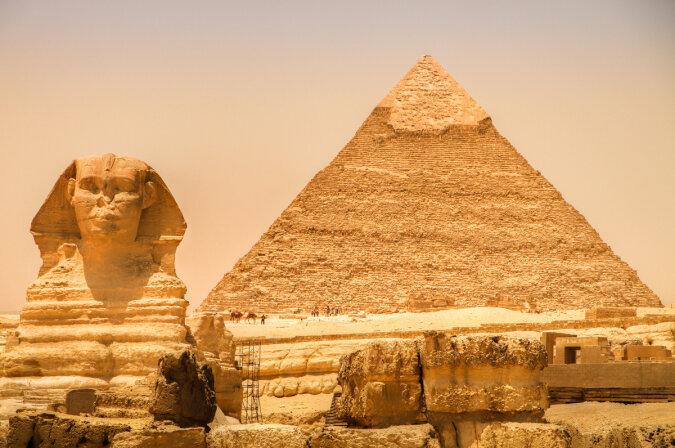 """""""Verlorener Schatz"""": Relikte der ägyptischen Pyramiden, die zuletzt vor 75 Jahren gesehen wurden, wurden wiederentdeckt"""