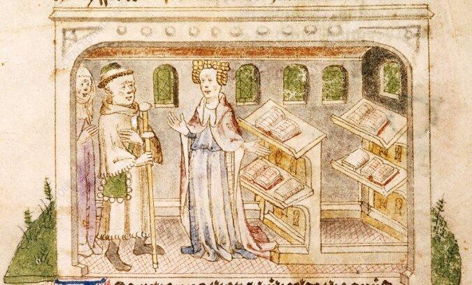 Manuskript des 15. Jahrhunderts. Quelle:dailymail.co.uk