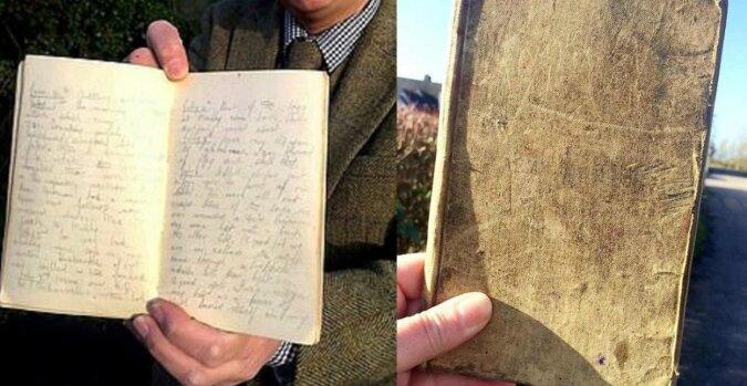 Ein Mann fand ein schäbiges altes Notebook im Schuppen, aber anstatt es loszuwerden, brachte er es zu einem Gutachter und tat das Richtige