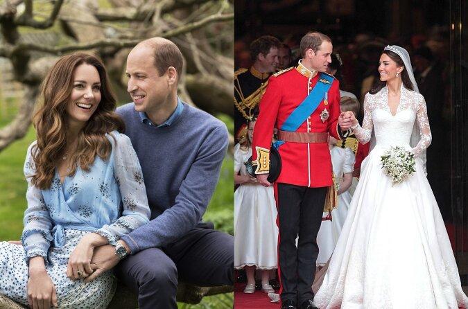 Prinz William und Kate. Quelle:dailymail.co.uk