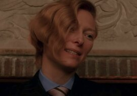 Tilda Swinton. Quelle: Screenshot YouTube