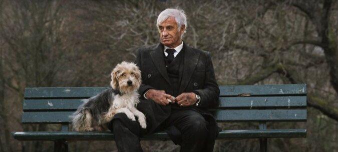 Mann und Hund. Quelle: Screenshot YouTube