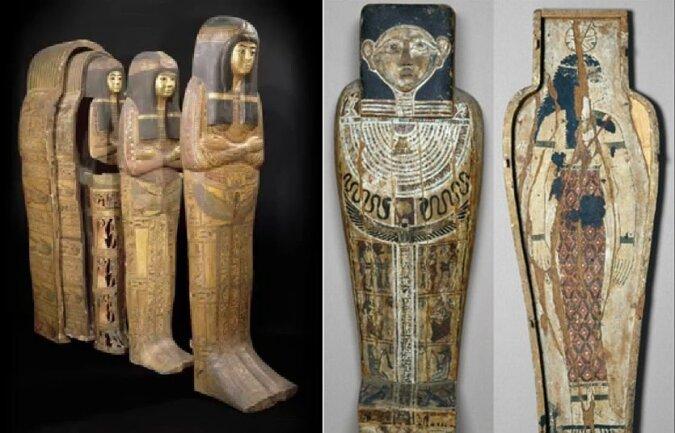 Ägyptische Mumie. Quelle:dailymail.co.uk