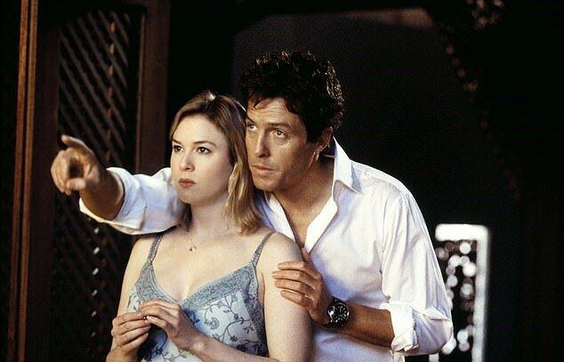 """Hugh Grant erzählte über seine Beziehung zu Renée Zellweger während der Dreharbeiten zu """"Bridget Jones - Schokolade zum Frühstück"""""""