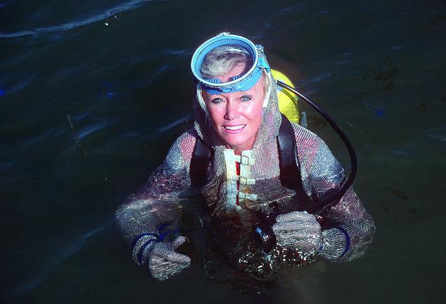 """""""Haifischjägerin"""": Welche berühmte Schwimmerin Steven Spielberg dazu inspirierte, den Film """"Der weiße Hai"""" zu drehen"""