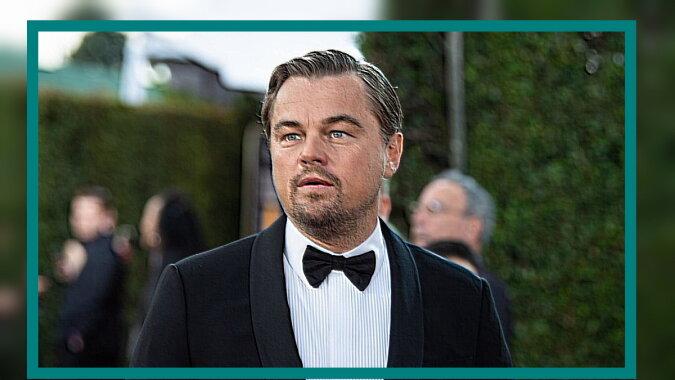 Leonardo DiCaprio. Quelle: pinterest