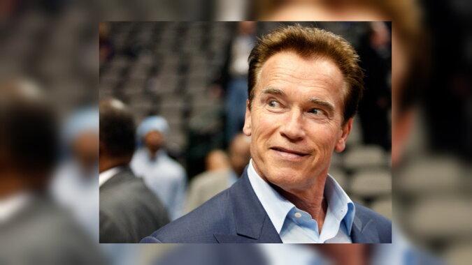 Arnold Schwarzenegger. Quelle: pinterest