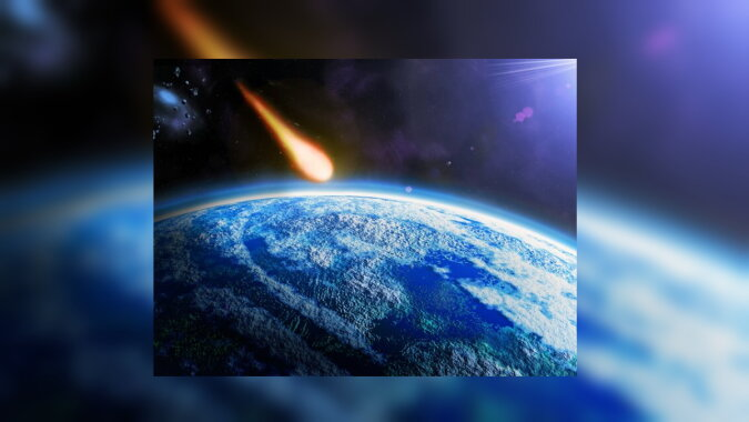 Ein Asteroid. Quelle: wi-fi.com