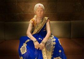 """""""Weißer als weiß"""": Die Fotografin ist um die Welt gereist und hat einige der ungewöhnlichsten Albinos fotografiert"""
