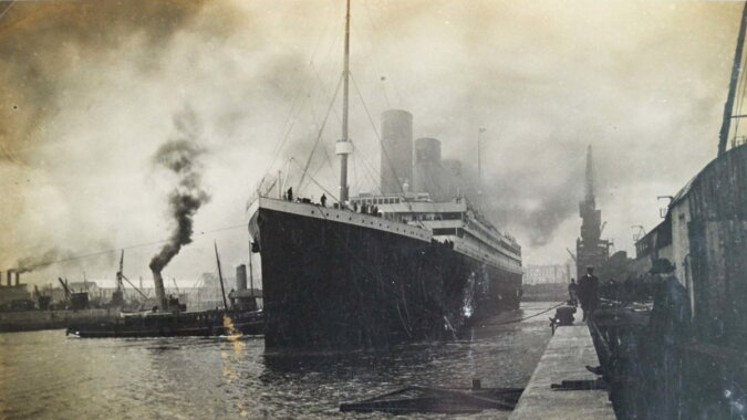 Titanic. Quelle: esquire