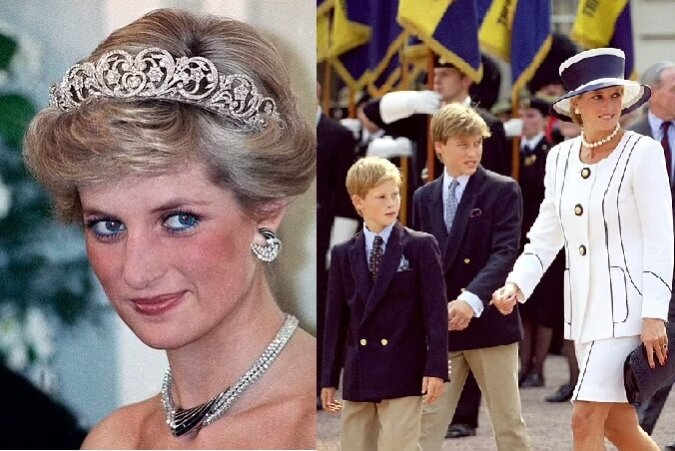 Prinzessin Diana. Quelle:dailymail.co.uk
