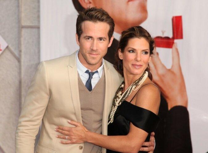 """""""Wieder zusammen"""": Sandra Bullock könne wieder mit Ryan Reynolds in einem Film spielen"""