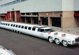 Das Auto The American Dream. Quelle: focus.com