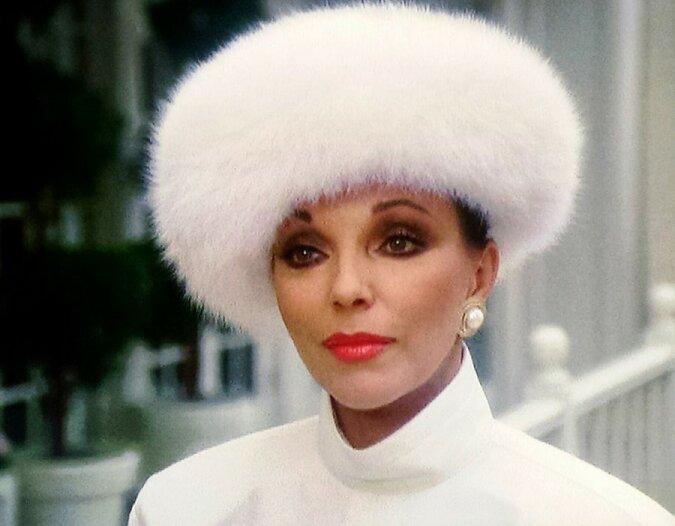 """""""Lady Joans Villa"""": Die Hollywood-Legende Joan Collins hat eine Wohnung für zwei Millionen Dollar zum Verkauf angeboten"""
