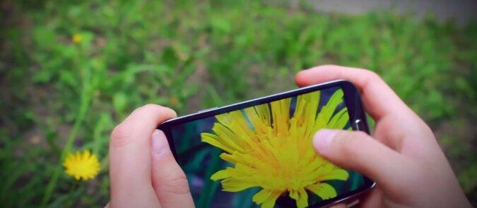 Smartphone. Quelle: Screenshot YouTube