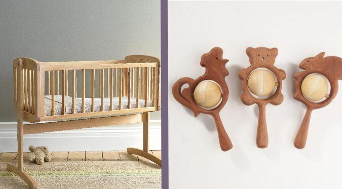Geräte zur Kindergroßziehung. Quelle: cooltoyshop