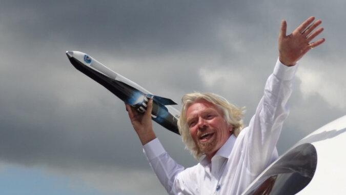 Richard Branson. Quelle: businessrevisor