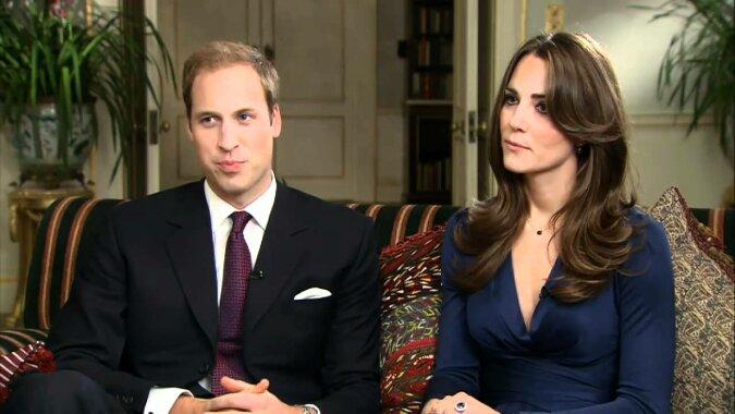 William und Kate. Quelle:dailymail.co.uk