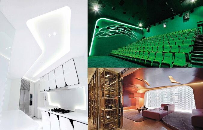 Architektonische Meisterwerke. Quelle:dailymail.co.uk