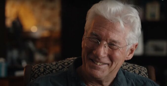 Richard Gere. Quelle: Screenshot YouTube