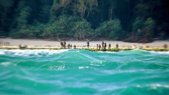 North Sentinel Island. Quelle: twizz