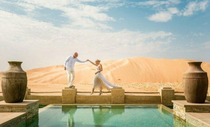 """""""Bester Tag im Leben"""": Hochzeitsfotos an den schönsten Orten der Welt"""