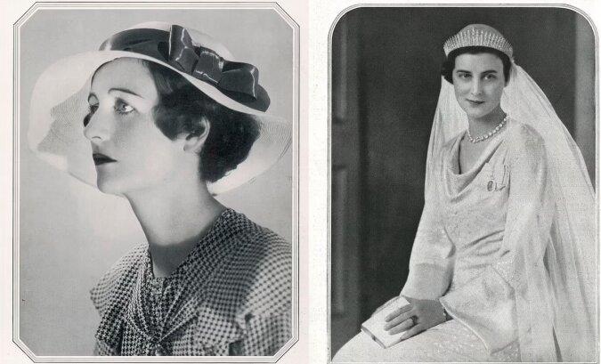 Vintage Braut. Quelle:dailymail.co.uk